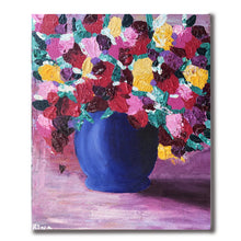 Load image into Gallery viewer, A Summer Bouquet - Acrylic Painting - Art Home Decor