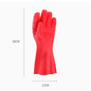 Home Peeled Potato Cleaning Gloves New Creative Kitchen Peeling Fruits DIY Household Glove Prevent allergies