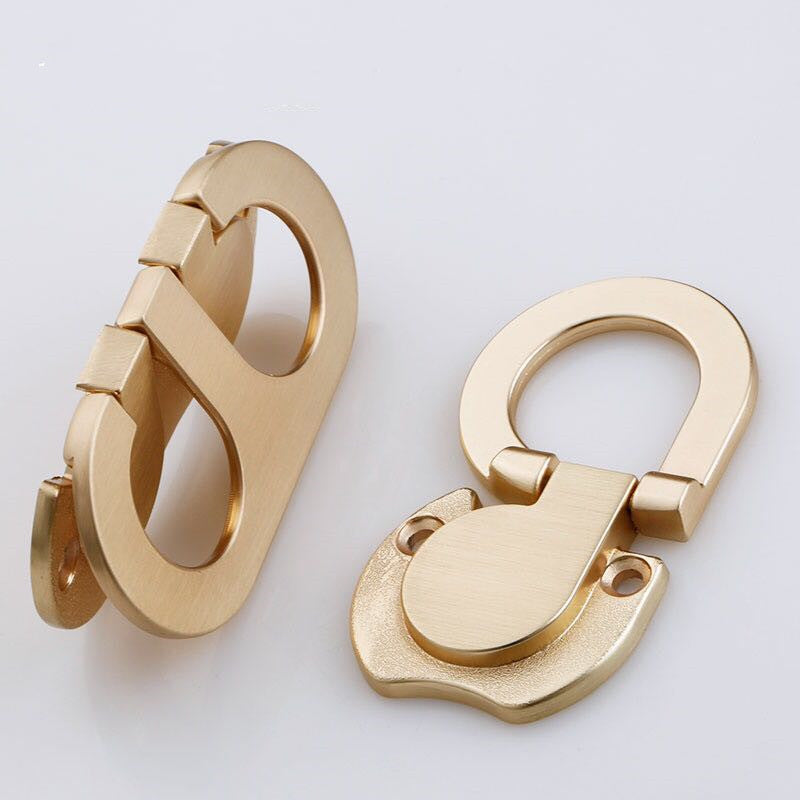 1pc New European handle Fashion furniture delicate decoration door knob kitchen Cupboard room for interior drawer Pulls handles