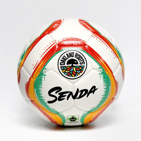 Senda X Roots SC Soccer Ball