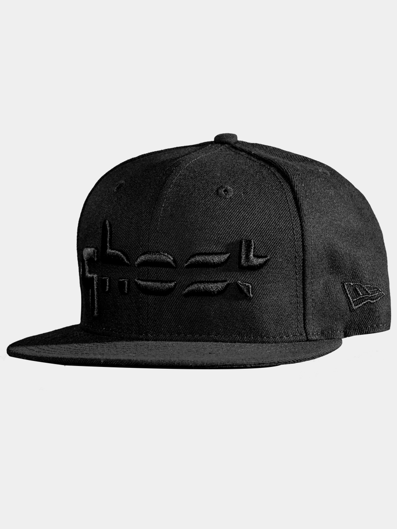 ALPHA Cipher Snapback Hat