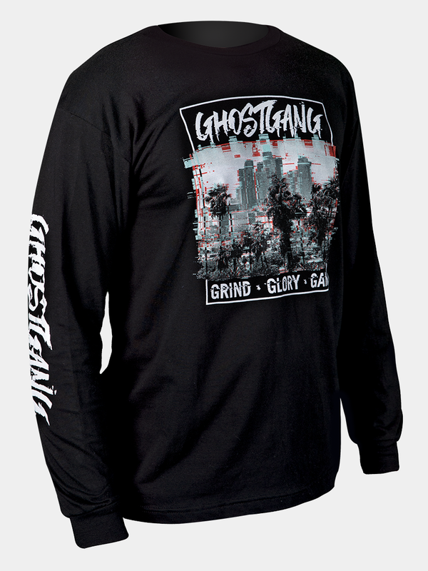 Vapor Glitch City Life Long Sleeve Shirt