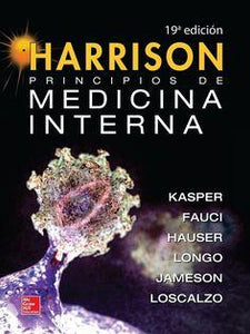 Principios de Médicina Interna Edición 19no. Vol. I - Harrison 📖 - World Medic's
