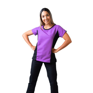 UNIFORME COLOR MORADO