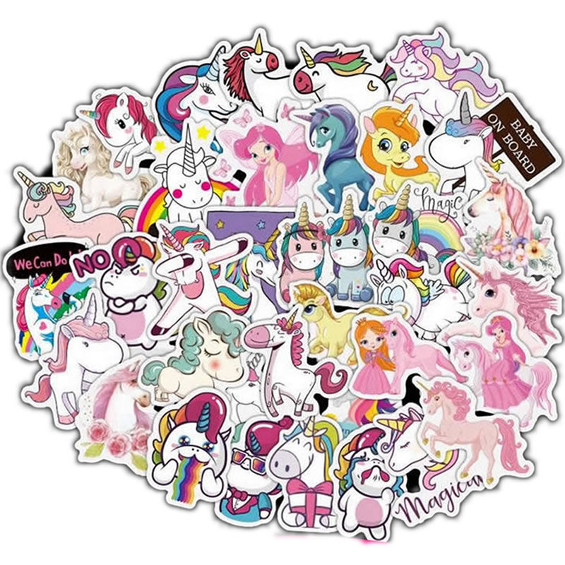 Unicorns - 50pcs