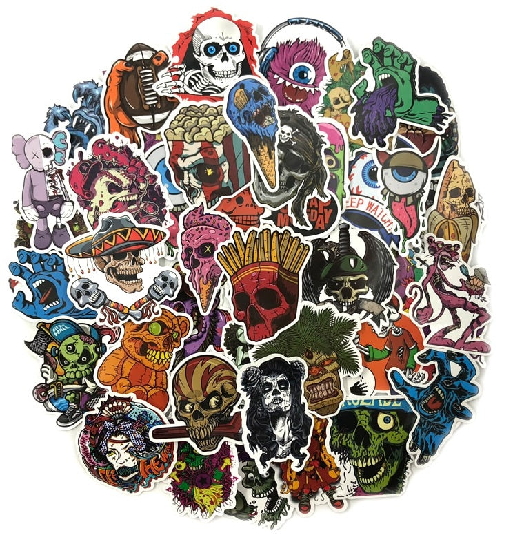 Monsters & Zombies - 50pcs