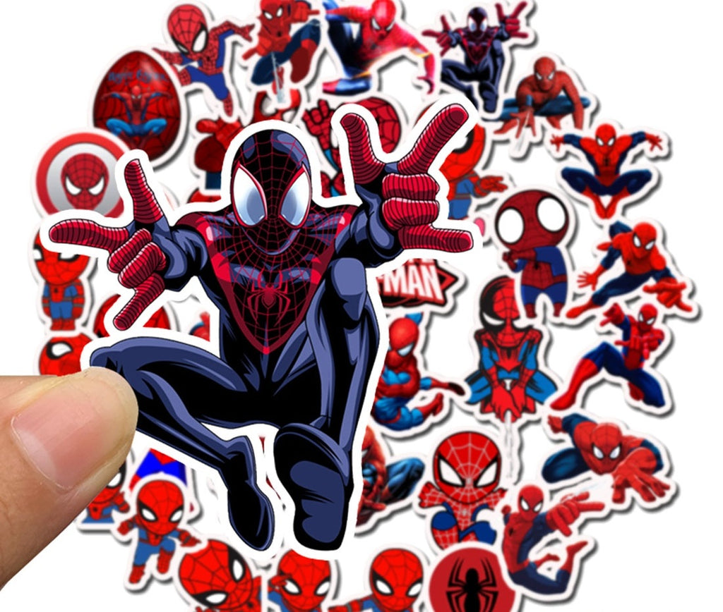Spider-Man - 35pcs