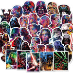 Star Wars Colorful - 50pcs