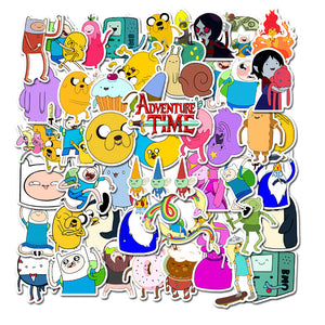 Adventure Time - 50pcs