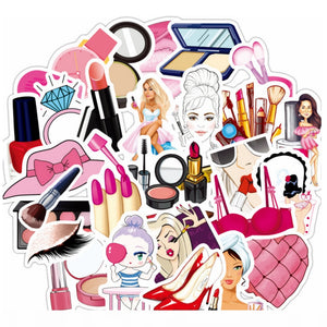 Make Up & Beauty - 50pcs