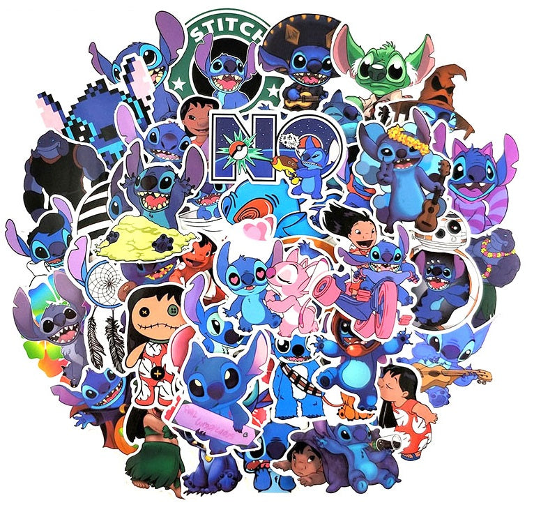 Lilo & Stitch B - 52pcs