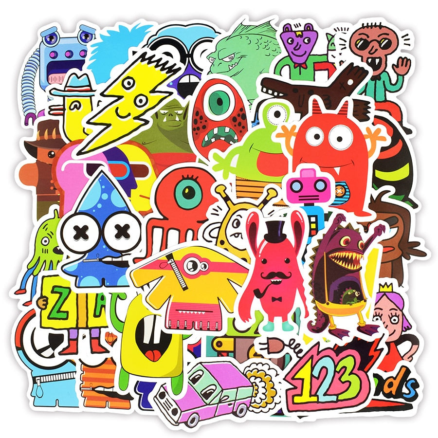 Little Toons - 50pcs