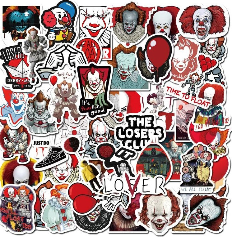 Pennywise - 50pcs