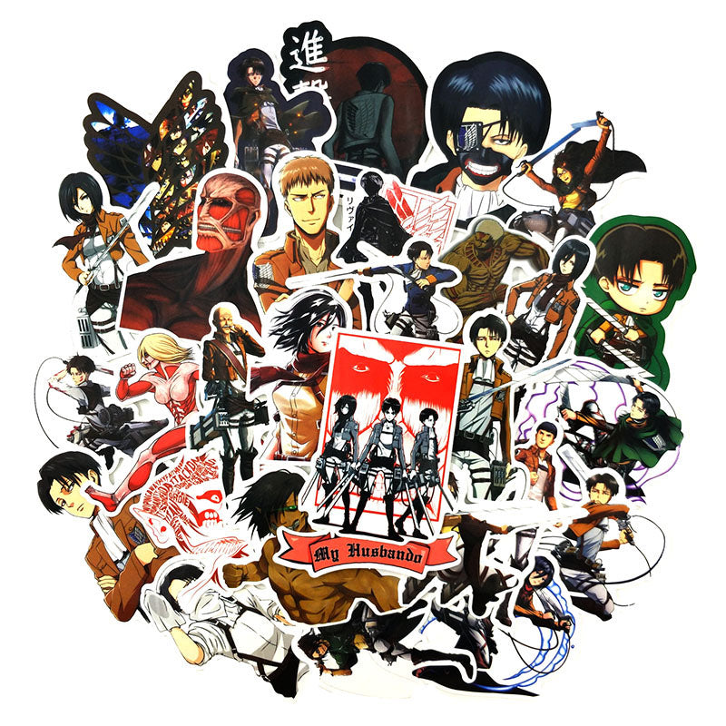 Attack on Titan B - 42pcs