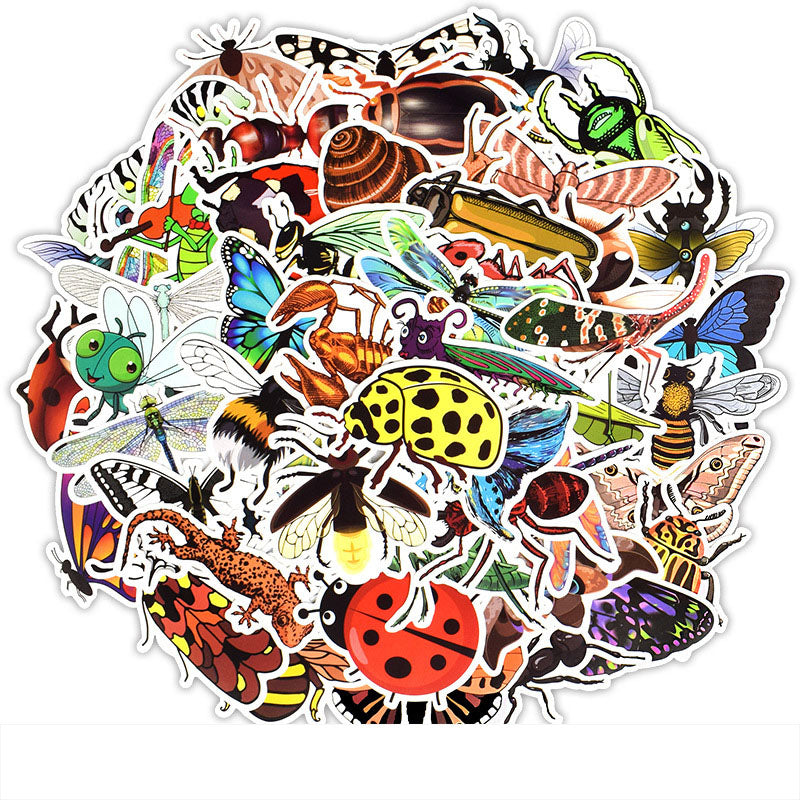 Insects - 50pcs
