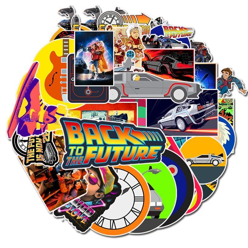 Back to the Future - 50pcs
