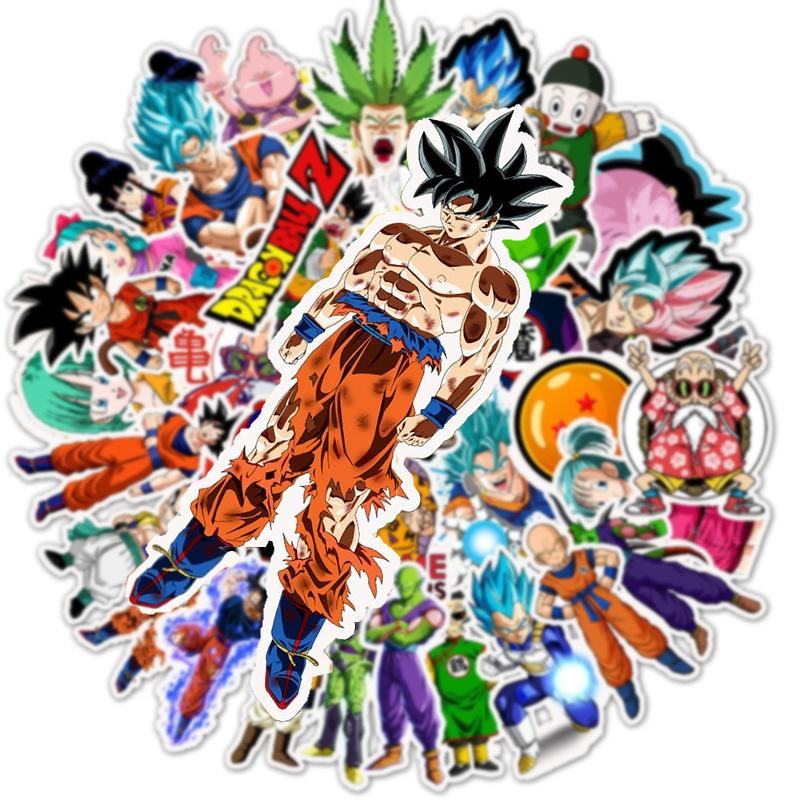 Dragon Ball Z - 50pcs