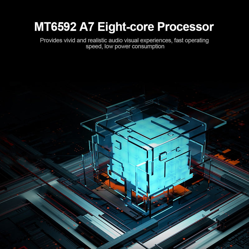 10.1'' Metal Tablet with MT6592 Eight-core Processor