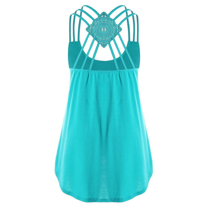Ladies' Sleeveless Top