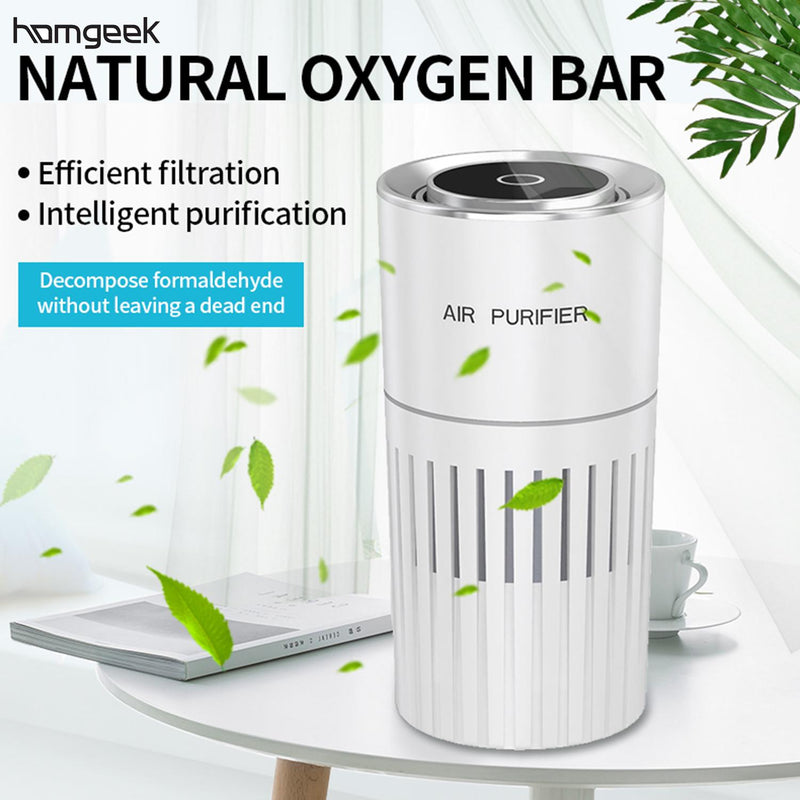 Home Air Purifier With Hepa Filter
