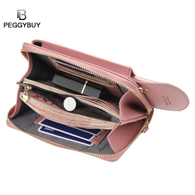 Women's Cell Phone Handbag Wallet