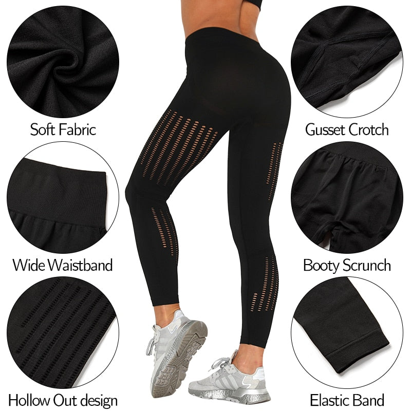 Booty Enhancing Yoga Pants
