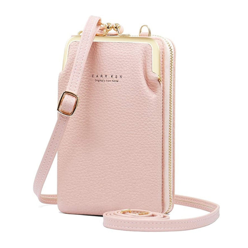 Cell Phone Crossbody Wallet