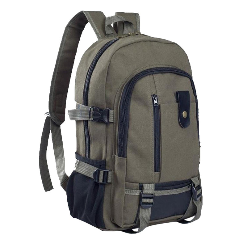 Men's Casual Canvas Retro Backpack