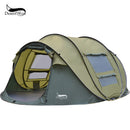 Desert & Fox 4 Season Waterproof  3-4 Person Tent