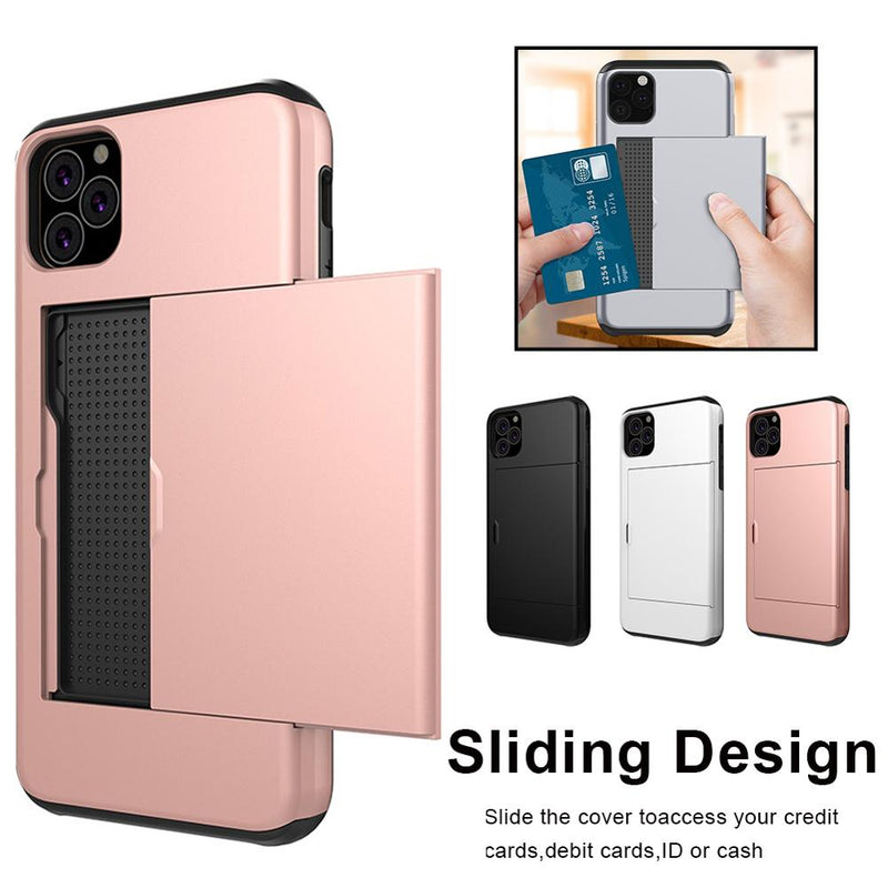 Protective Shockproof Phone Holder Case For Phone 11 Pro Max
