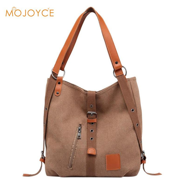 Women's Canvas Casual Shoulder Bag