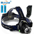 Powerful T6 L2  Headlamp