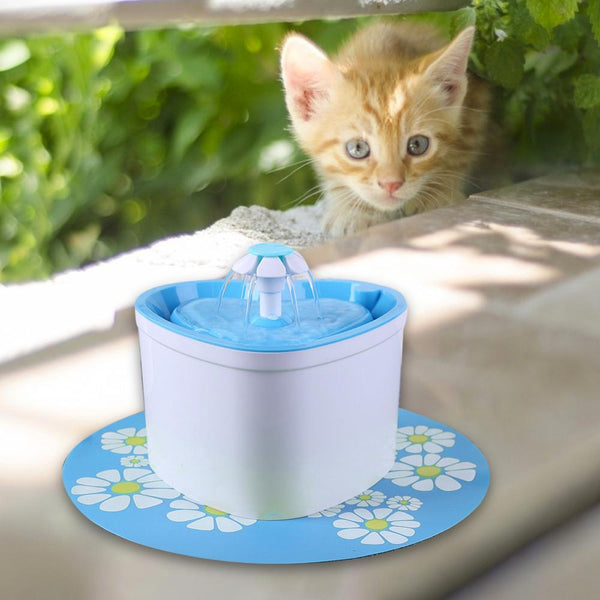 1.6L 2.0L Electric Cat Water Fountain