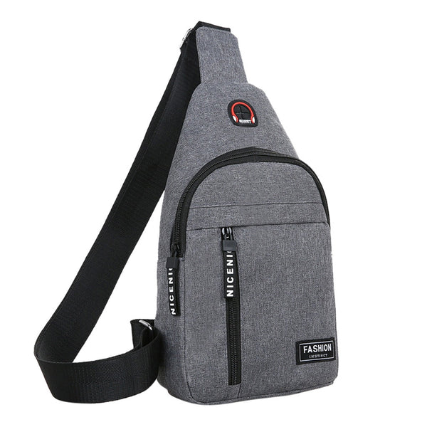 Men's Nylon Crossbody Sling Bag