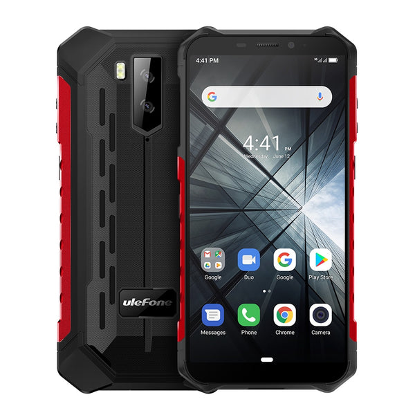 Ulefone Armor X3 ip68 Rugged Shockproof Smartphone Android 9.0