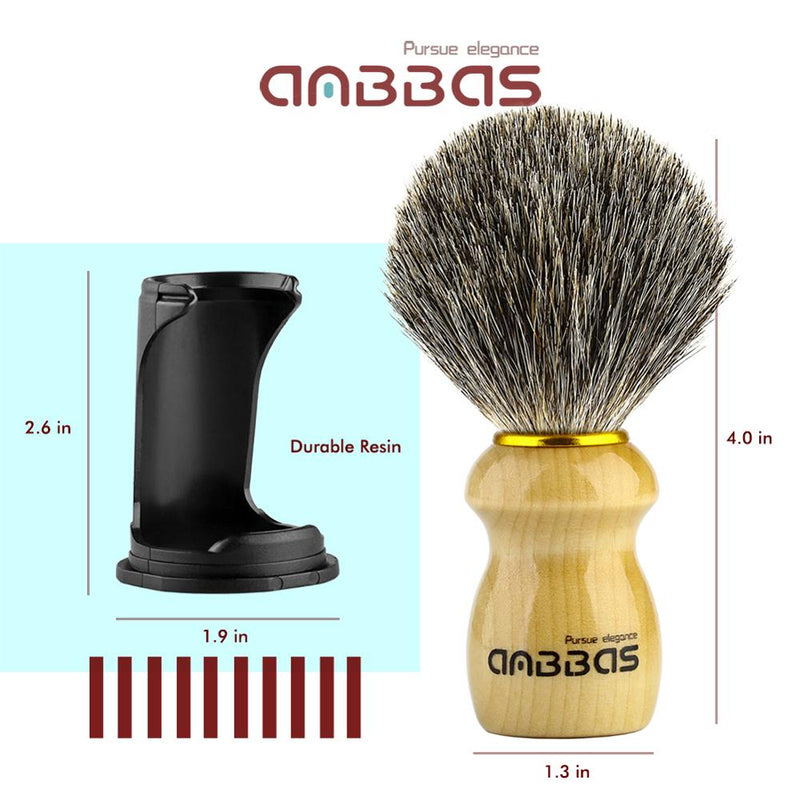 Shaving Brush Holder Set