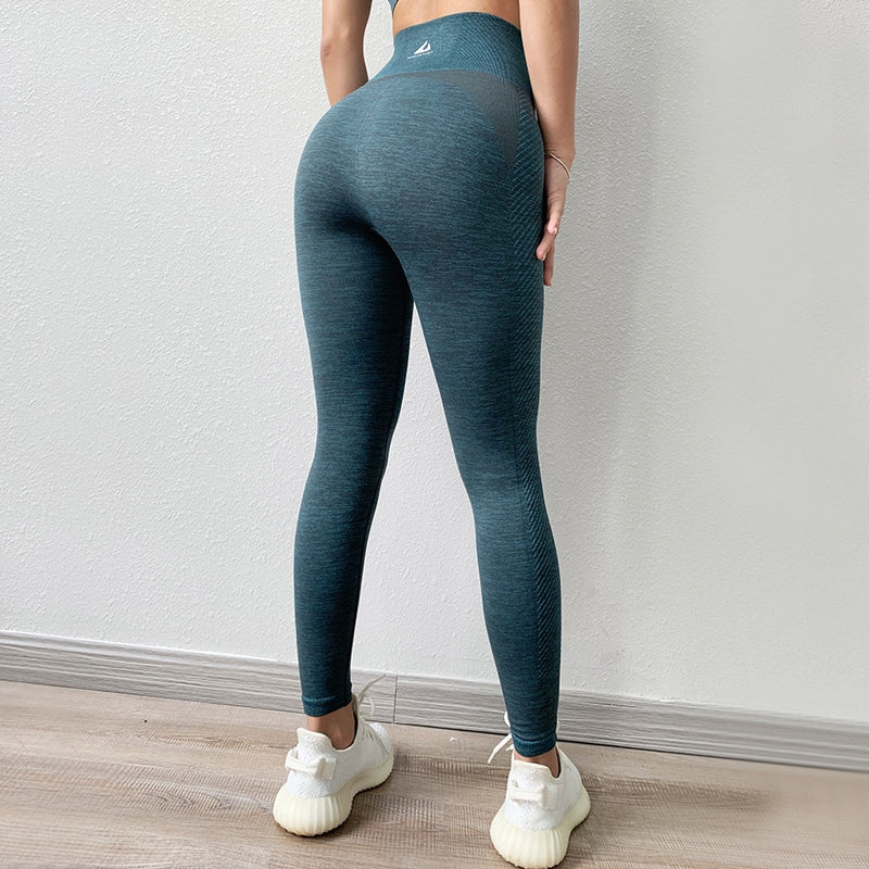 BINAND Seamless High Waist Gym Leggings