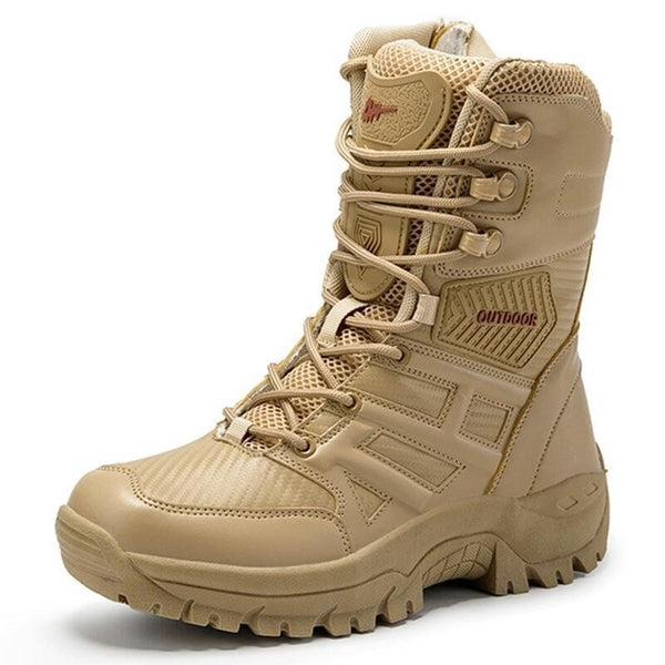 Military Tactical Ens Footwear
