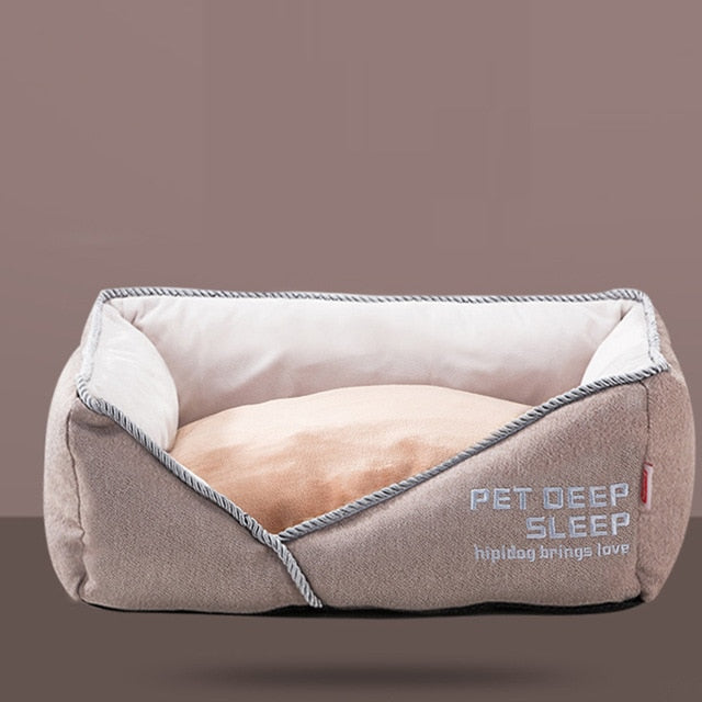 Deep Sleeping Kennel Puppy Bed