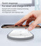 3 in 1 Wireless Charger 10W Fast Wireless Charging Pad For iPhone 11/11Pro/X/XS/8 for Apple Watch Series 5 4 3 Airpods