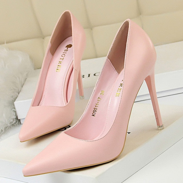 Women's High Heel Pumps