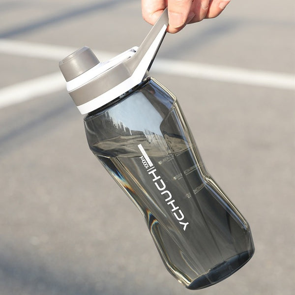 1000ml/1500ml Large Capacity Portable Sports Water Bottle