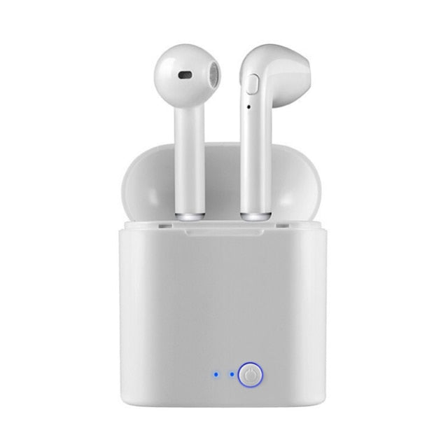 Bluetooth Earphones I7s With Charging Box for All Phones