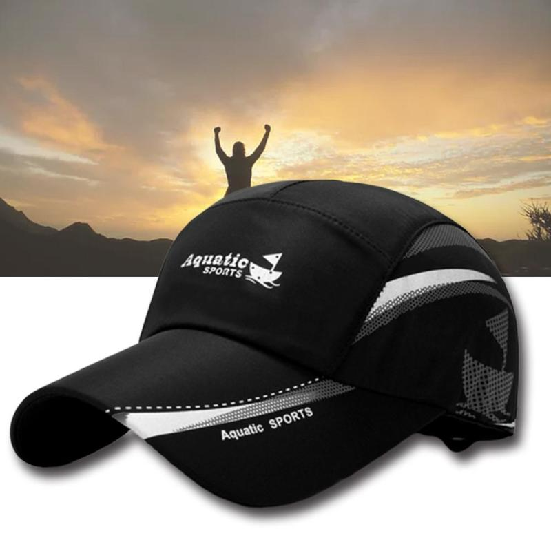 New Summer Outdoor Waterproof Baseball Cap