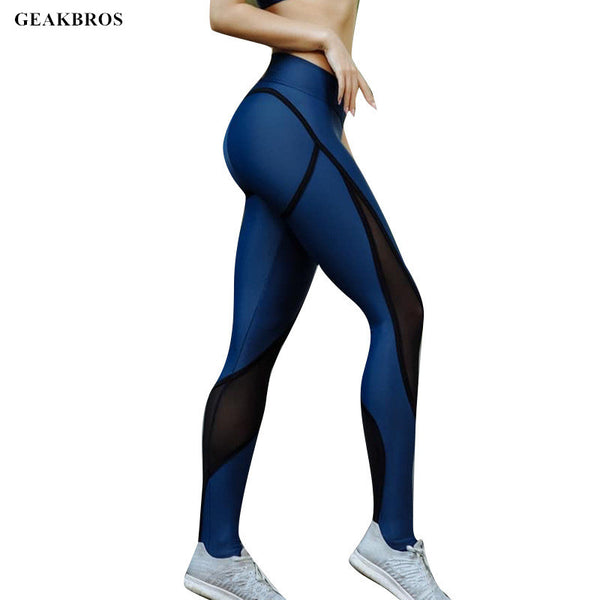 High Waist Seamless Fitness Leggings