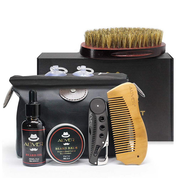 Exquisite Beard Clean Trimming Kit Set