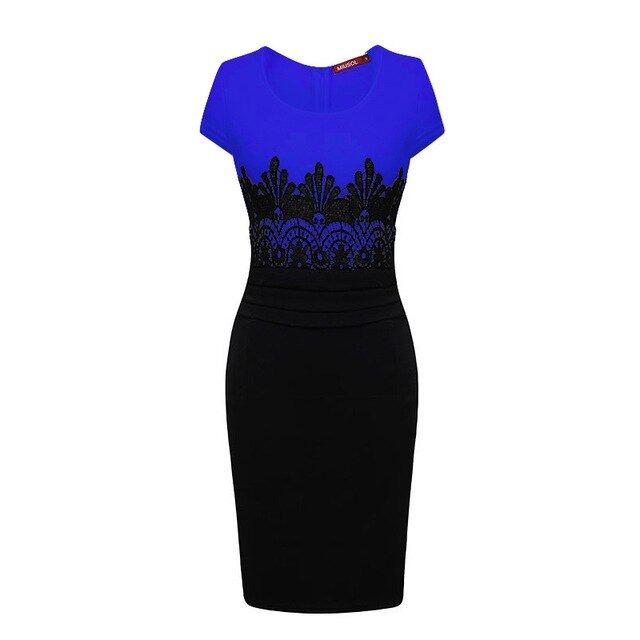 Women's Summer Sleeveless Bodycon Midi Dress