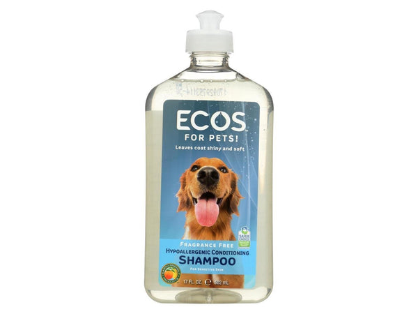 Pet Shampoo - Fragrance Free - 17 oz.