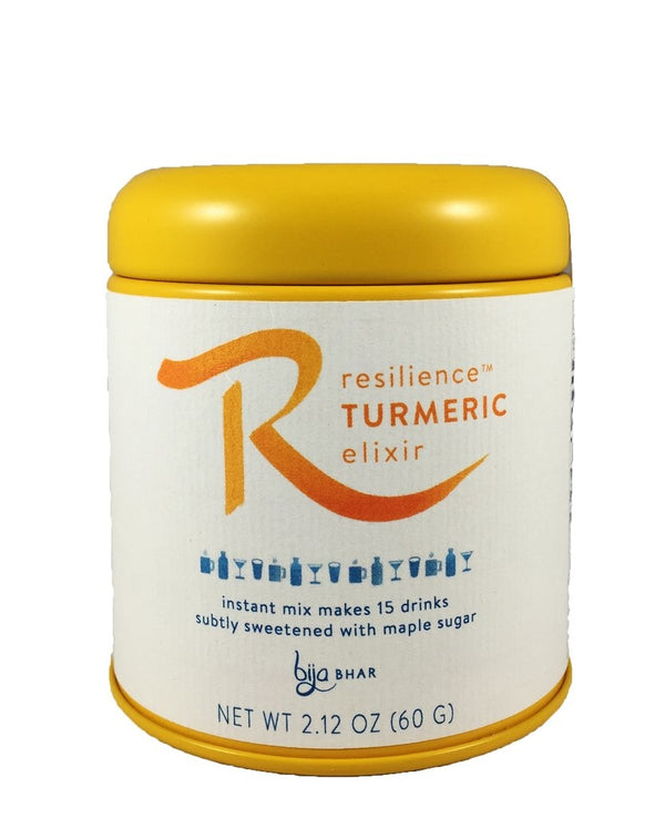 Resilience Turmeric Elixir Tin - 15 Servings Tin