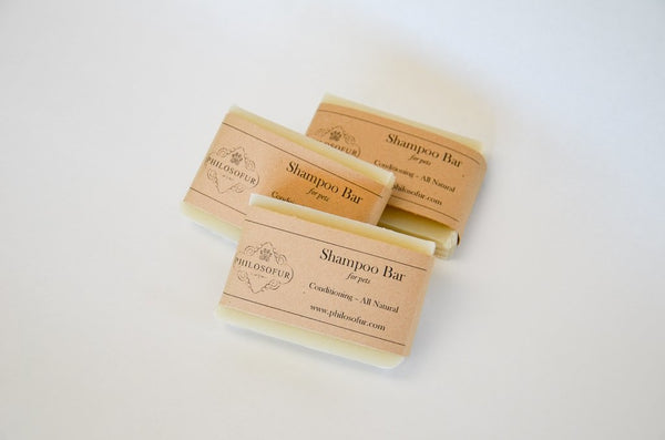 Conditioning Shampoo Bar - Travel Size - 1.2 oz.